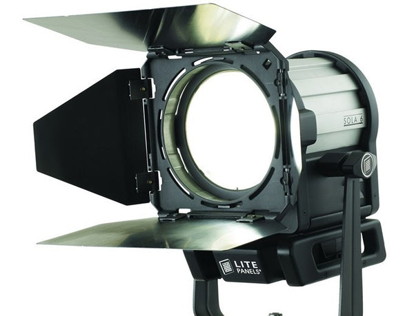 Lumini Daylight LED Fresnel Litepanels Sola 6C