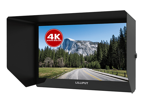 Monitor 4K 12 inci Lilliput A12