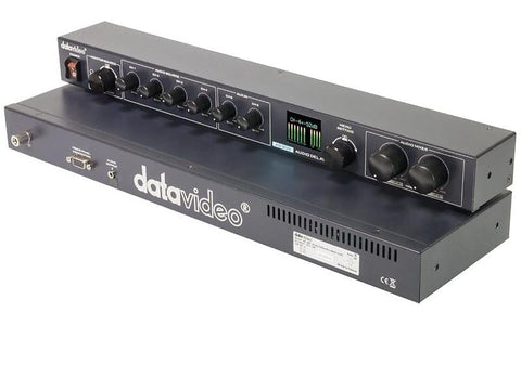 Unitate delay/ mixer audio cu 6 canale DataVideo AD-200