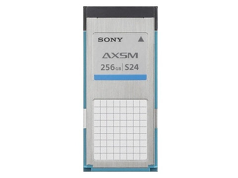 Card memorie Sony AxS 256GB