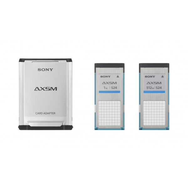 Card memorie Sony AxS 512GB