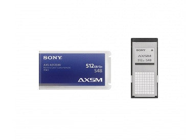 Card memorie Sony AxS 516GB