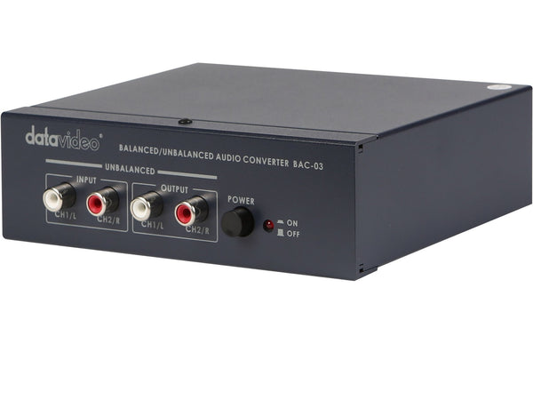 Convertor audio DataVideo BAC-03