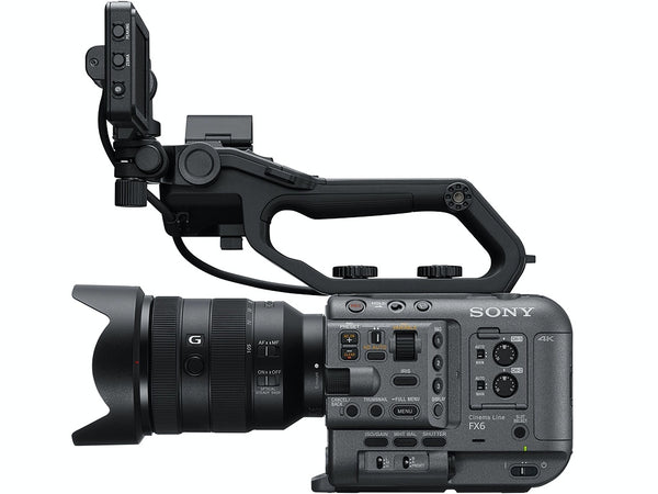 Camera Sony FX6 Cinema Line (corp)