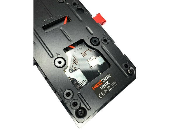 Placa V-Lock HEDBOX UNIX-12V