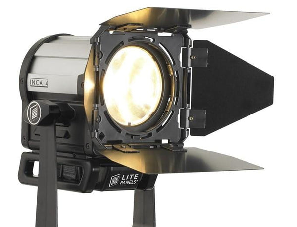 Lumini Tungsten LED Fresnel Litepanels Inca 4