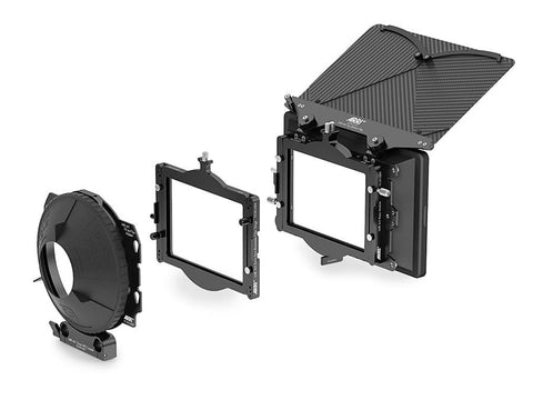 Kit matteBox ARRI LMB 4×5 15mm LWS in 3 stadii