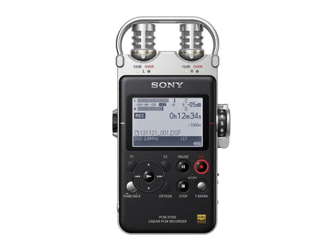 Recorder portabil audio Sony PCM-D100