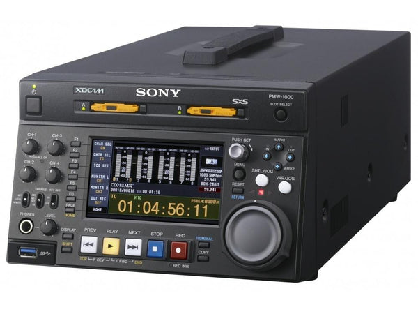 Recorder deck HD/SD Sony PMW-1000