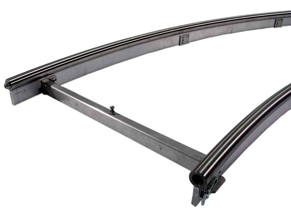 Panther Precision Steel Track