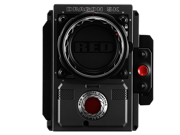 Camera cinema RED SCARLET-W DRAGON 5K