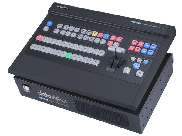 Switcher HD/SD cu 8 canale DataVideo SE-2850