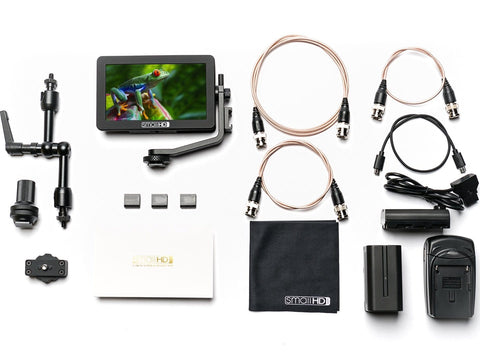 Kit cinema SmallHD FOCUS SDI