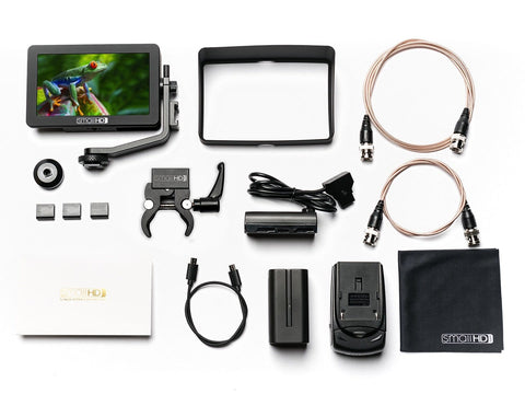 Kit gimbal SmallHD FOCUS SDI