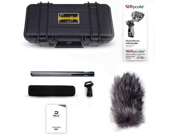 Shotgun Deity S-Mic 2 Location Kit