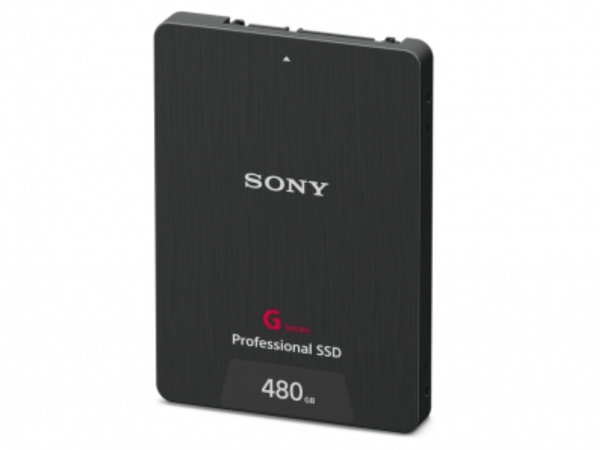 Sony Professional SSD 480GB