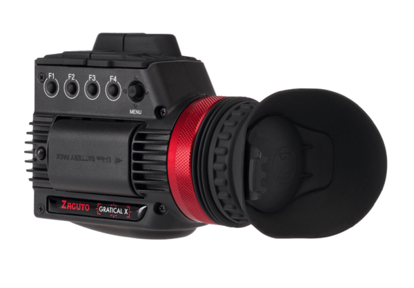 Viewfinder micro OLED Zacuto Gratical X