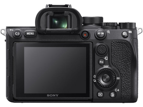 Aparat mirrorless Sony Alpha a7R IV