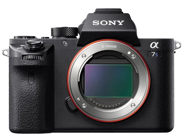 Aparat mirrorless Sony Alpha a7S II