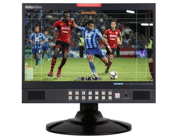 Monitor LCD 17.3 inci 3G-SDI Full HD DataVideo TLM-170L