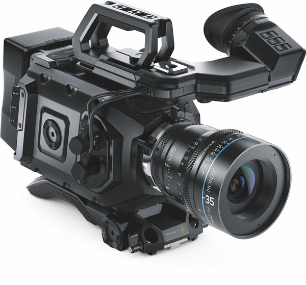 Camera Blackmagic URSA Mini 4K