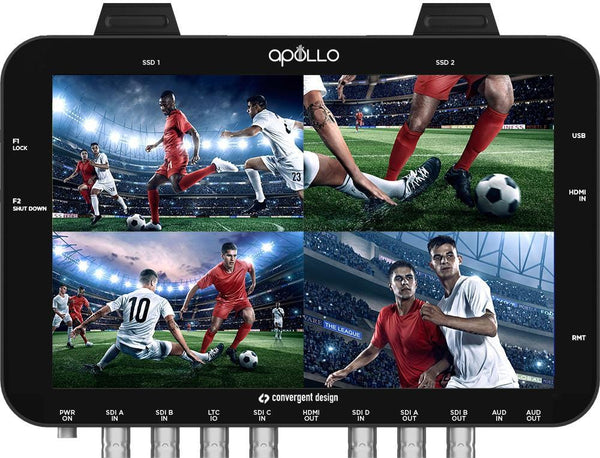 Monitor OLED 7.7 inci Convergent Design Apollo