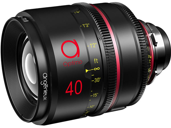 Obiective Angenieux Optimo Prime