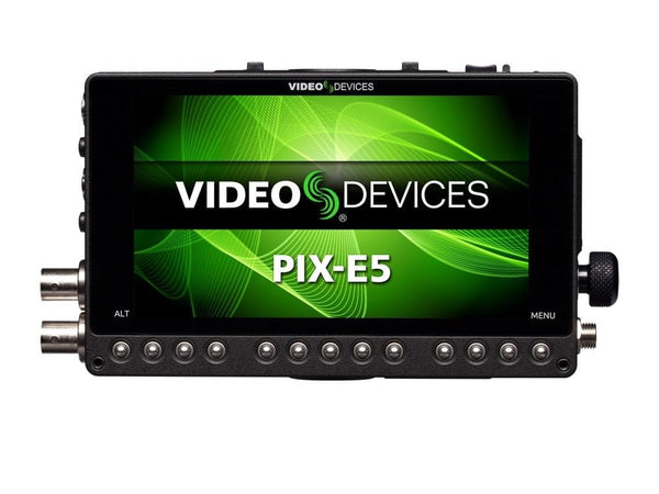 exDEMO Kit monitor Video Devices PIX-E5