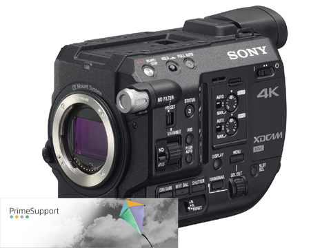 Camera profesionala Sony PXW-FS5 RAW + Prime Support Pro