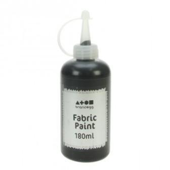 Fabric Paint 180ml - Black