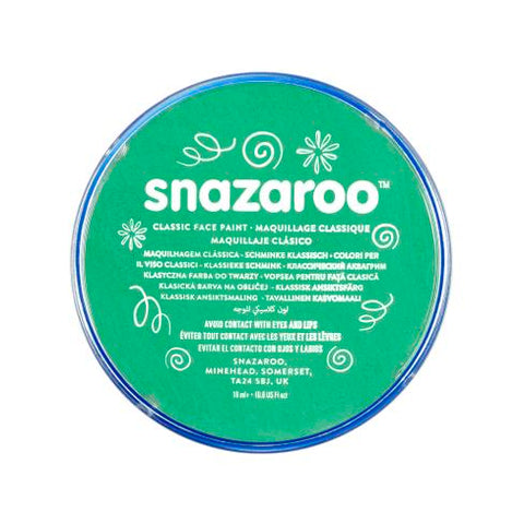 Snazaroo - Classic 18ml - Bright Green