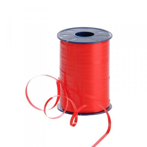 Curling Ribbon - Red 5mm x 500m