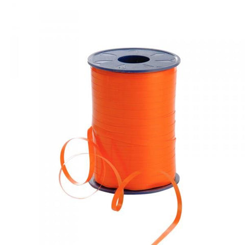Curling Ribbon - Orange 5mm x 500m