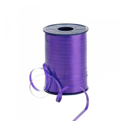 Curling Ribbon - Purple 5mm x 500m