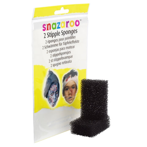 Snazaroo - Stipple Sponges - Pack of 2