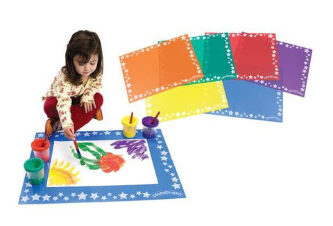 Keep-it-Clean Plastic Art Mats