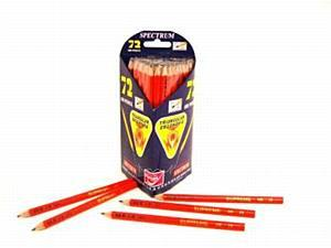 Supreme HB Triangular Pencils 72 Box