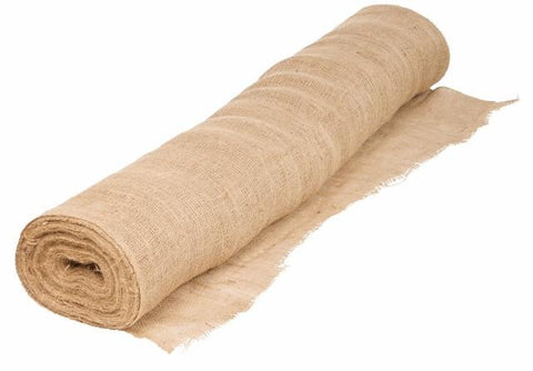 Hessian Fabric - 10 Metres