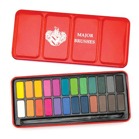 24-Block Artist Watercolour Set