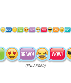 Emoji Fun Emoji Rewards Border