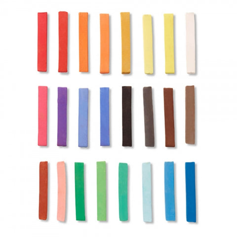Reeves - Soft Pastels - 24 Pack