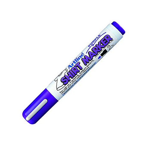 Artline T-Shirt Marker Purple