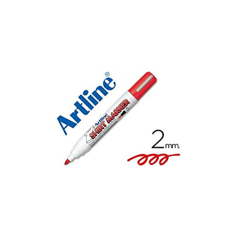Artline T-Shirt Marker Red