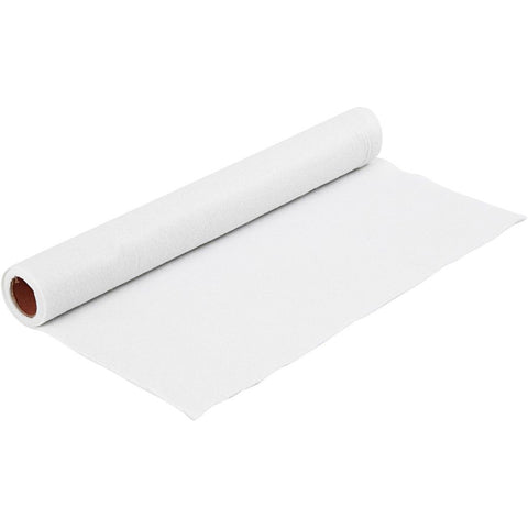 Craft Felt Roll - White 1 Metre 180-200 g/m2