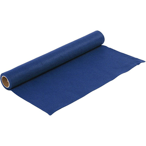 Craft Felt Roll - Blue 1 Metre 180-200 g/m2