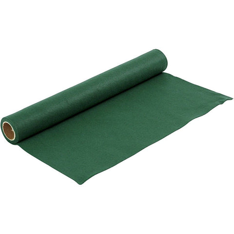 Craft Felt Roll - Green 1 Metre 180-200 g/m2