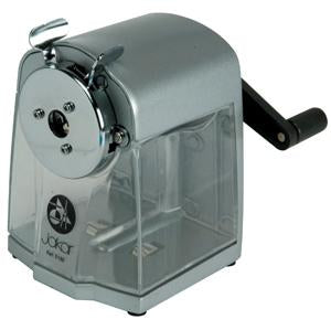 Jakar Desk Top Crank Pencil Sharpener with Clamp- 5160