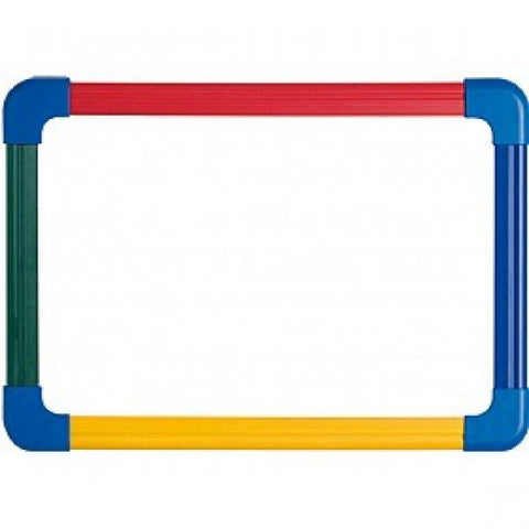 Magnetic Whiteboard - A4 Double-Sided - Plain & Gridded