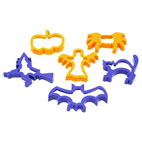 Dough Cutters - Halloween Set of 6