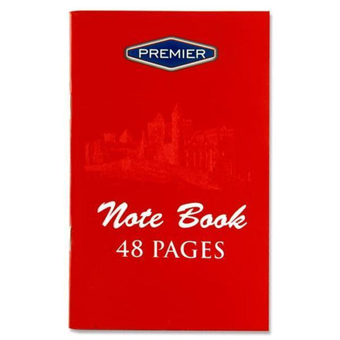 Premier Note Book - 48 Pages